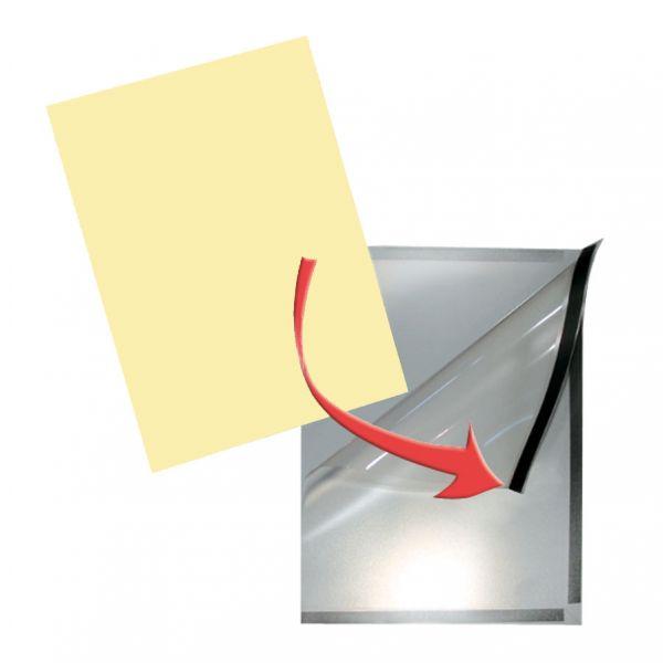 Plakattaschen für Infoständer und Infosäulen TecArt von Kerkmann
