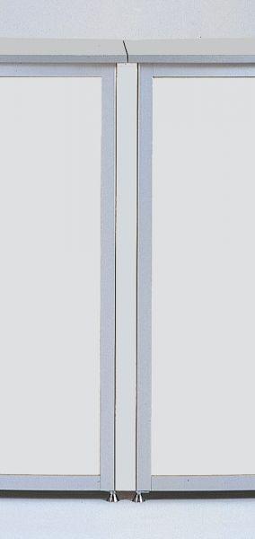 Verbindungs-Set Silber für mobile Messetheke OCTAcounter