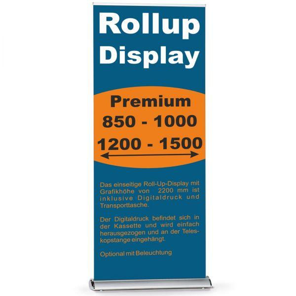 Rollup Banner Display Premium