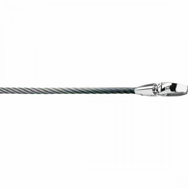 Edelstahlseil 1500 mm für Stopper Tex