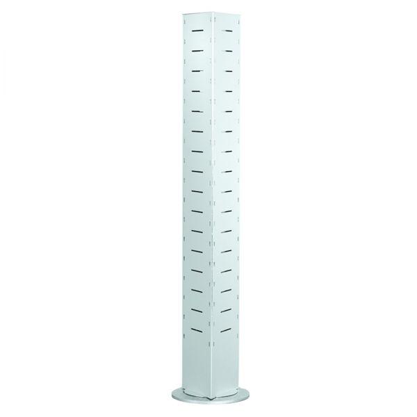Drehbarer Prospektständer Dacapo Tower frei konfigurierbar