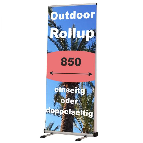 Outdoor Rollup