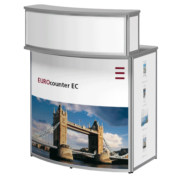Falttheke Eurocounter EC3