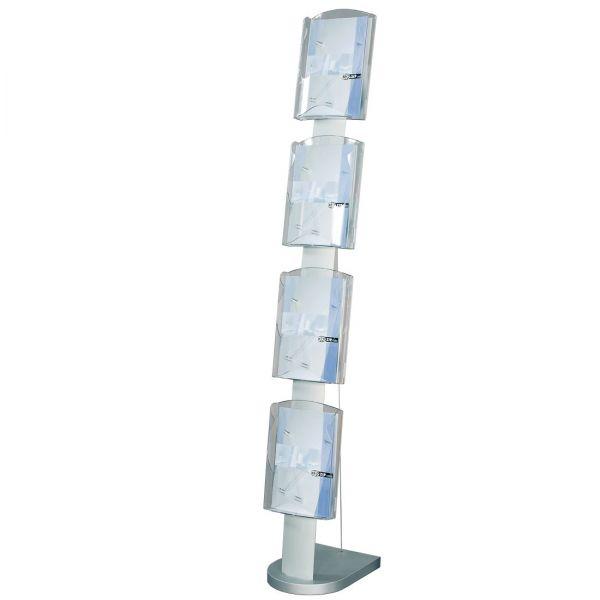 SolidZip Prospektständer für DIN A4 Prospekte