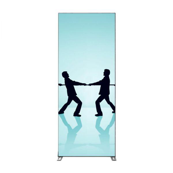 Expolinc Frame 1 m Breite mit Stoffgrafik