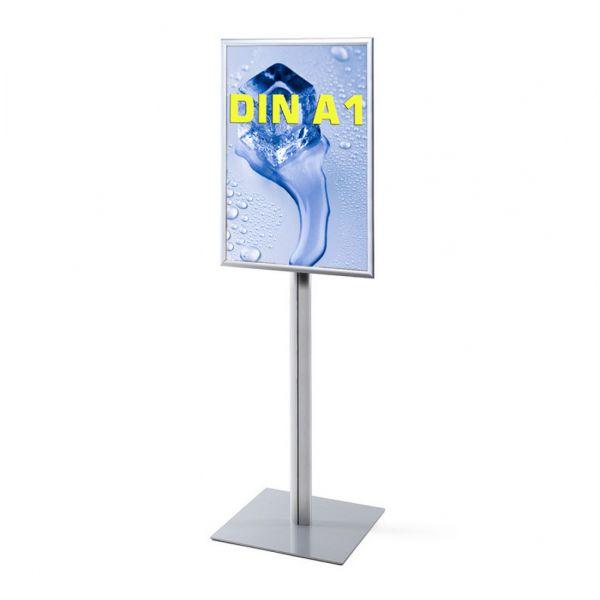 Plakatständer Kombi Klapprahmen DIN A1 Gehrung einseitig