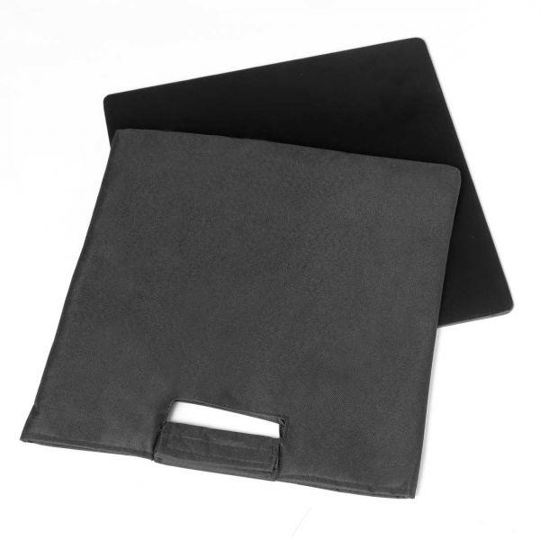 Transporttasche Stahlplatte